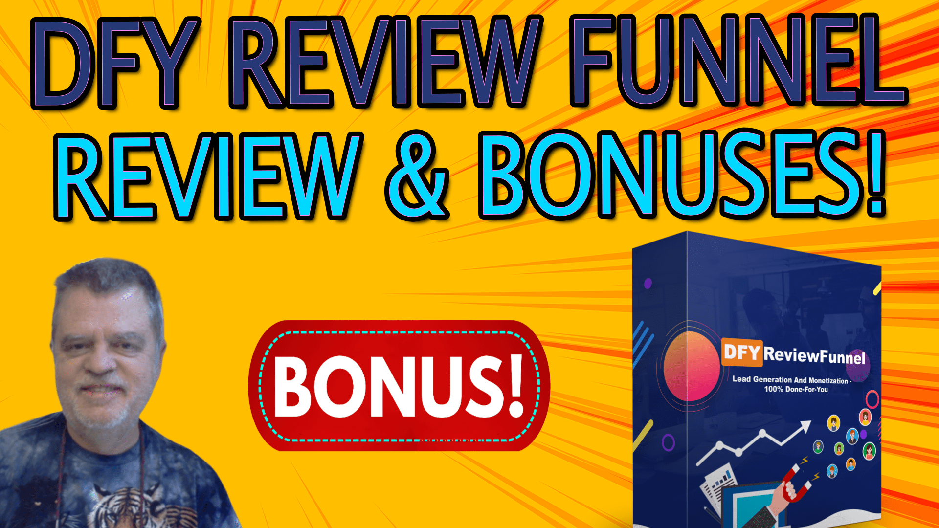 DFY REVIEW FUNNEL – REVIEW