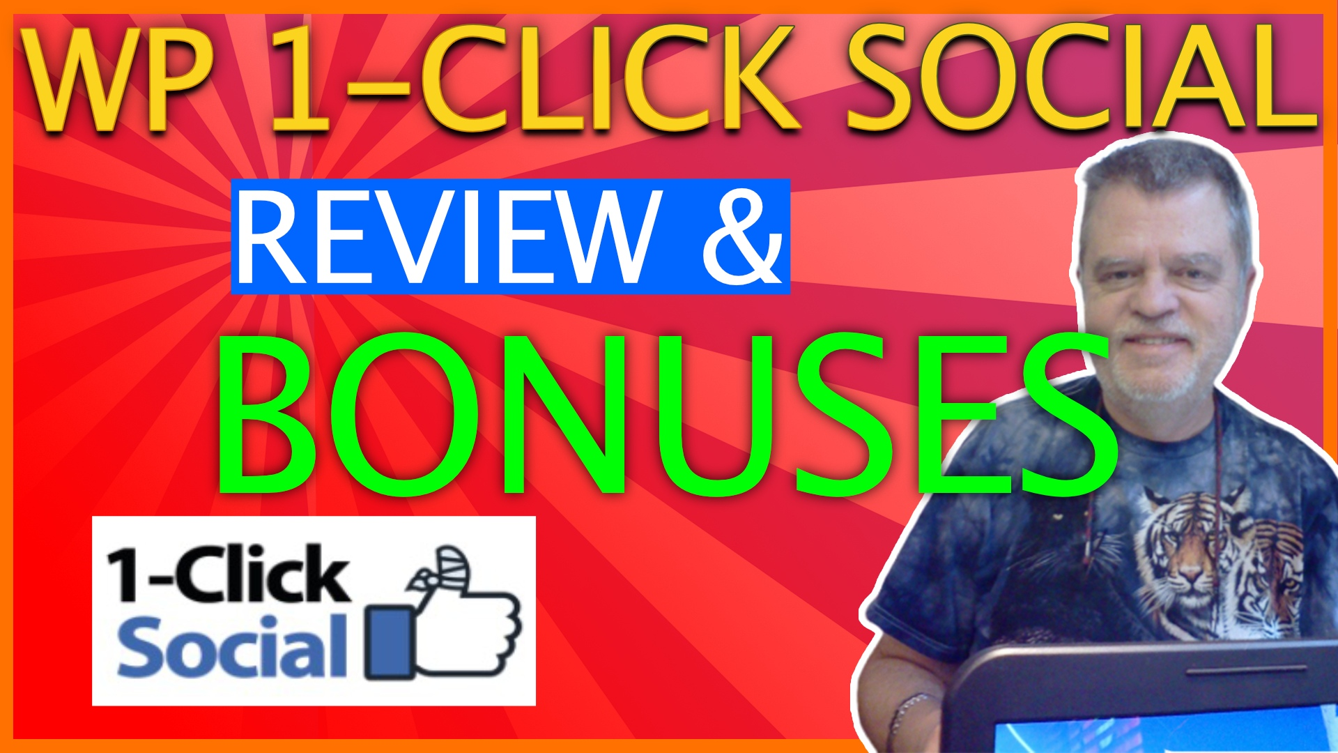 1 Click Social Review