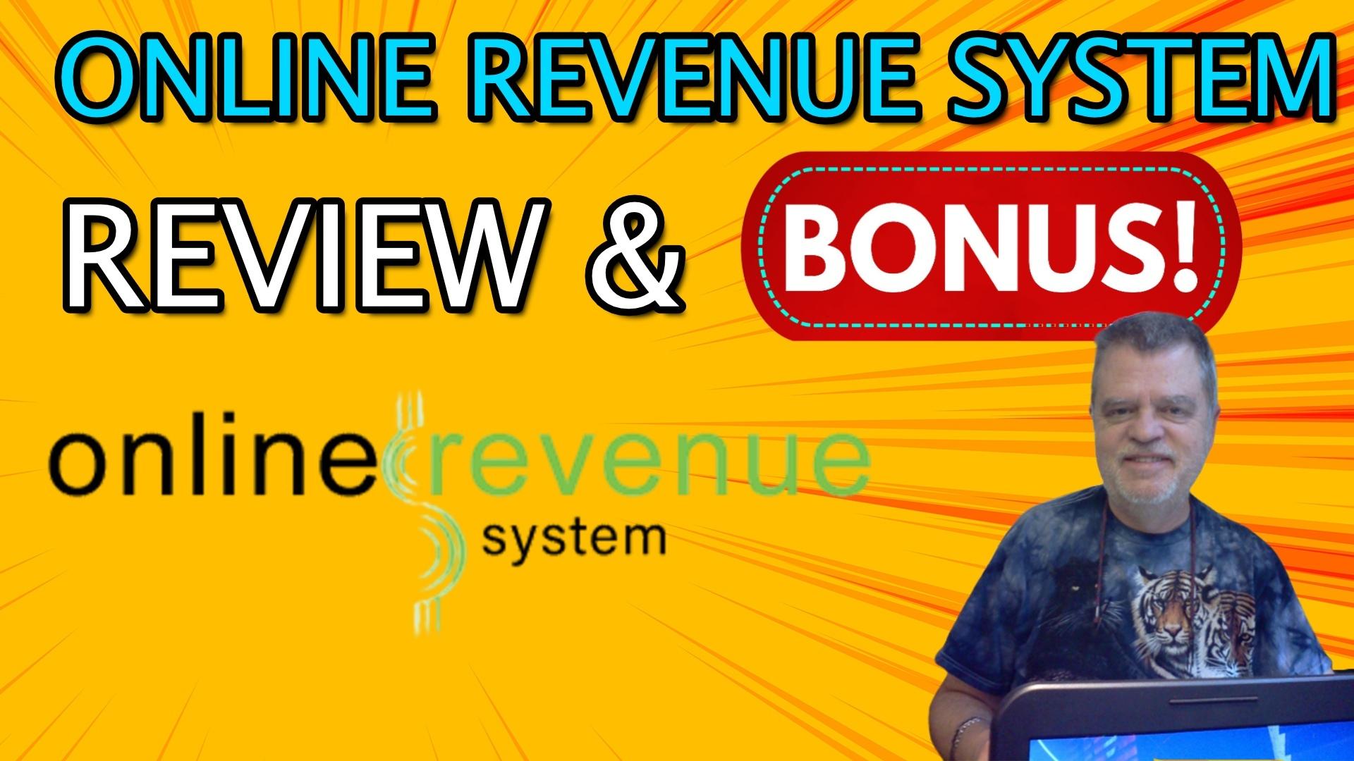 Online Revenue System