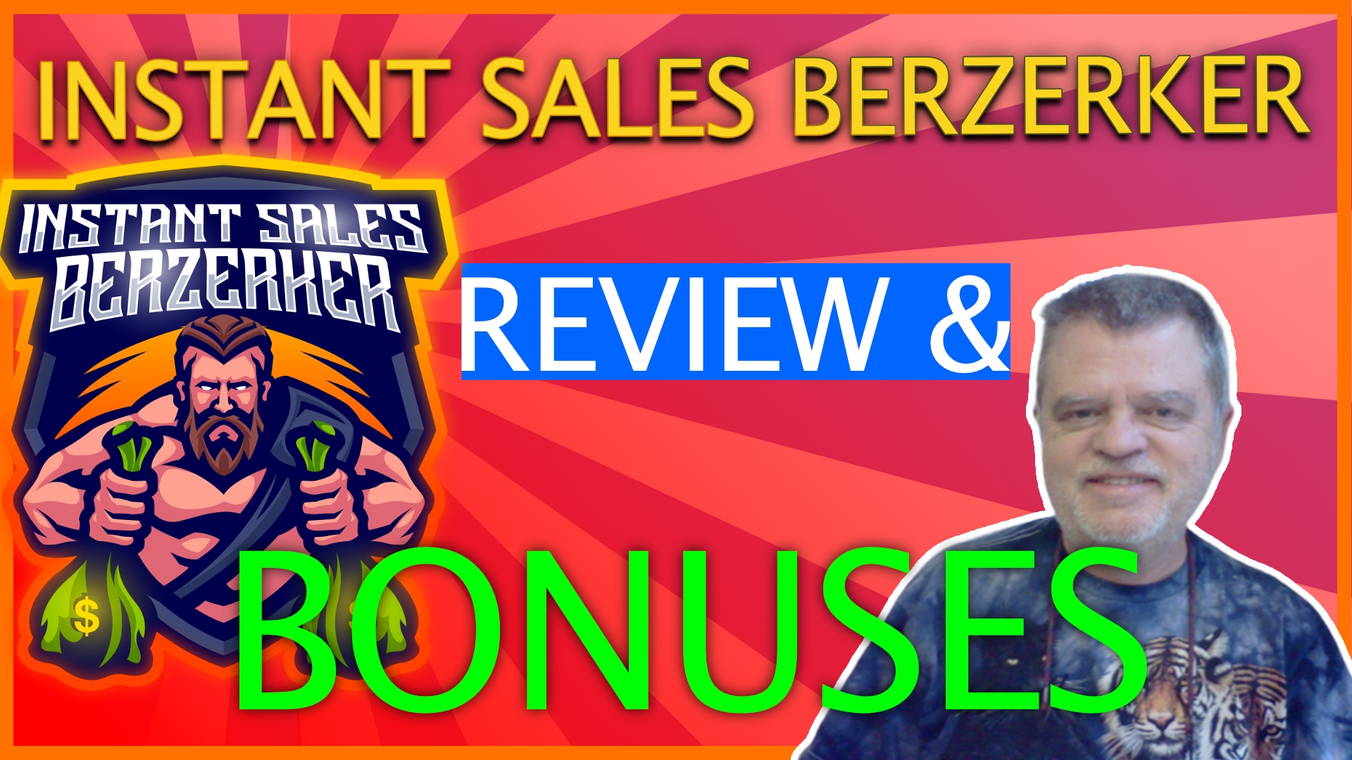 Instant Sales Berzerker Review